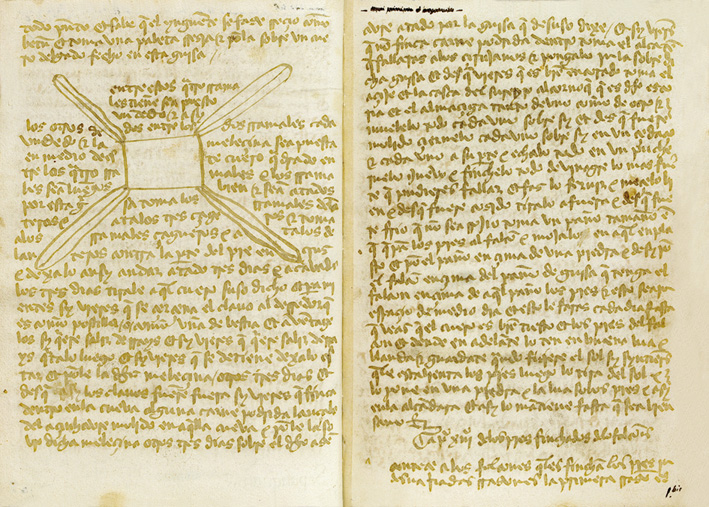 Versión castellana de Menino realizada por Rodríguez Escobar Fragmento Ugalde.